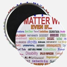 No MatterWhatTextColor. Magnet
