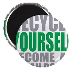 Recycle-Yourself-Organ-Donor-TCH Magnet