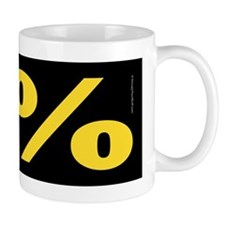 We are the 99 (Squeezed) - bumper - col Small Mug