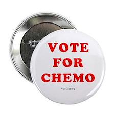 Vote For Chemo Button