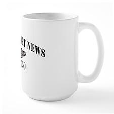 nnewsssn black letters Mug