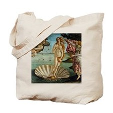 Pillow Botticelli Venus Tote Bag