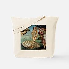 Pillow Botticelli Venus Tote Bag