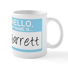 HelloMyNameIs...Garrett Mug