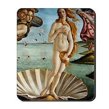 K/N Botticelli Venus Mousepad