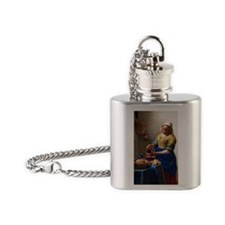 Vermeer Mag1 Flask Necklace
