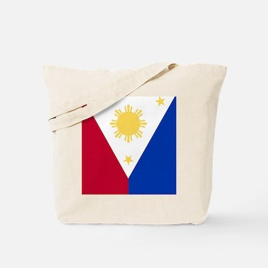 Philippine Flag (iPad2) Tote Bag