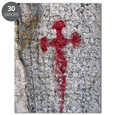 Cross of Saint James Puzzle