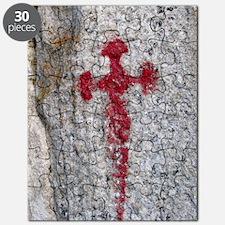 Cross of Saint James Puzzle