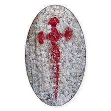 Cross of Saint James Decal