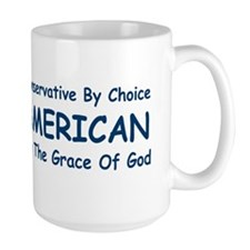 Conservative by Choicedbumplight Mug