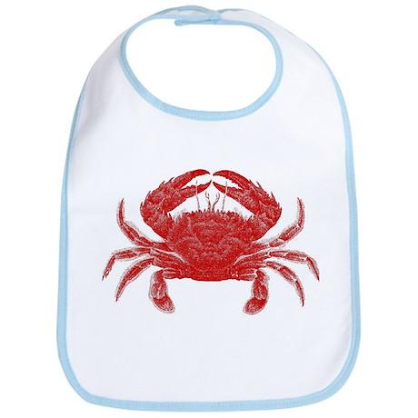 Crab Shack Art -- Bib