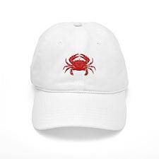 Crab Shack Art -- Baseball Cap
