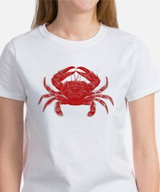 Crab Shack Art -- Tee