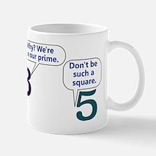 numbers -  Mug