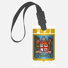 Fiji Gold Luggage Tag