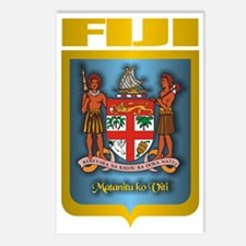 Fiji Gold Postcards (Package of 8)