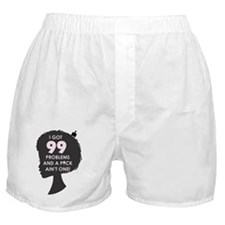 99problems Boxer Shorts