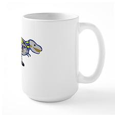 T-RexRobot Mug