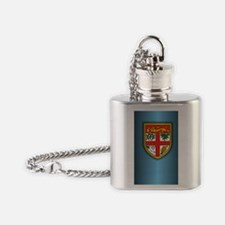 Fiji (incred2) Flask Necklace