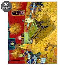 iPad VG Night Puzzle