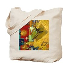 iPad VG Night Tote Bag
