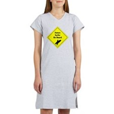 future surfer Women's Nightshirt