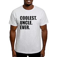Coolest Uncle Ever T-Shirt