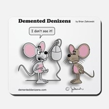 mice_and_mouse Mousepad