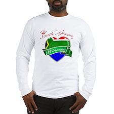 south africa Long Sleeve T-Shirt