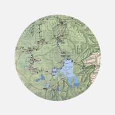 """YNP_topographical_map_and_guide 3.5"""" Button"""