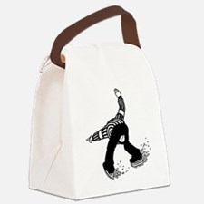 Ref_BW_Final.eps Canvas Lunch Bag