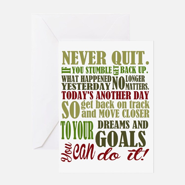 motivational greeting cards card ideas sayings designs