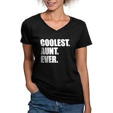 Coolest Aunt Ever T-Shirt