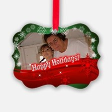 Customized Xmas Ornament