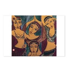 Sisters In Dance Postcards (Package of 8)