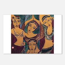 Sisters In Dance Postcards (Package of 8)