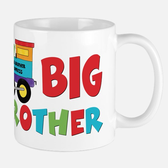 big brother train Mug