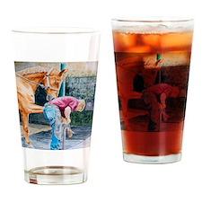 farrierMP Drinking Glass