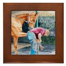 farrierMP Framed Tile