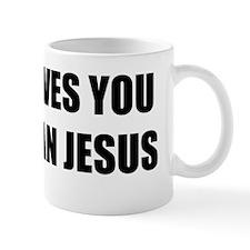 satan-more-jesus Mug