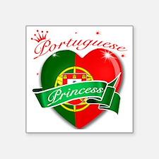 """portugal Square Sticker 3"""" x 3"""""""