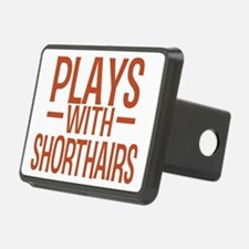 playsgermanshorthairedpoin Hitch Cover