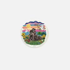 AutumnSun-ShihTzu24 Mini Button