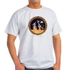 Oedipus and the Sphinx T T-Shirt