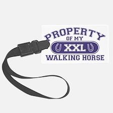 walkinghorseproperty Luggage Tag