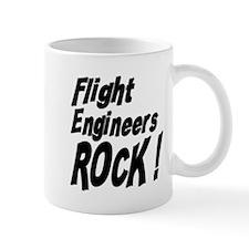 Flight Engineers Rock ! Mug