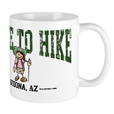 Hike-Athletic-Sedona-Girl Mug
