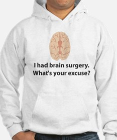 I had brain surgery. What's Hoodie