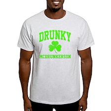 Green Drunky T-Shirt